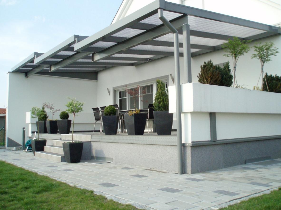 Terrassendach / Carport